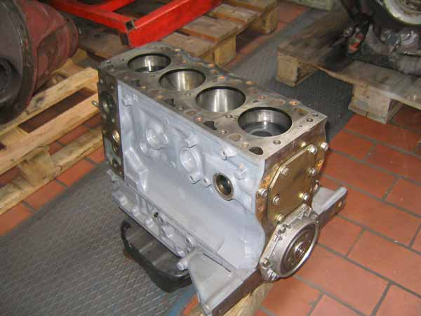 engine block Iveco Daily 8140.27