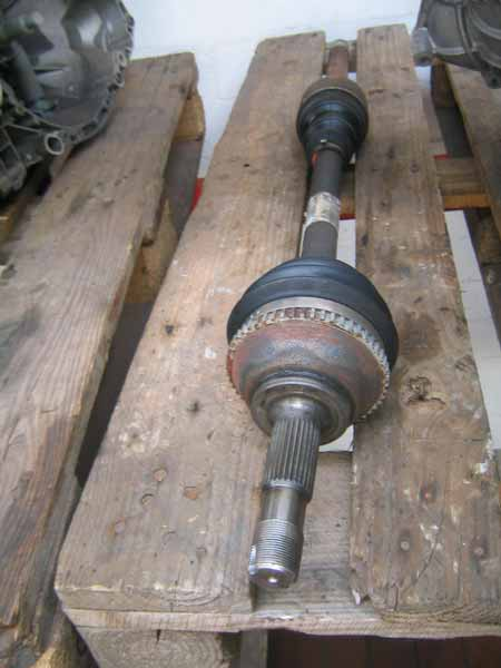 half-shaft Fiat Ducato 2,5/2,8 type 230