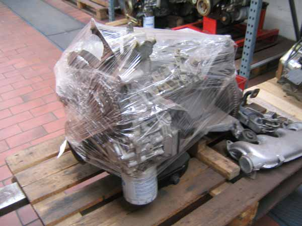 engine without cylinder head Iveco Daily 8140.61 2,5 D