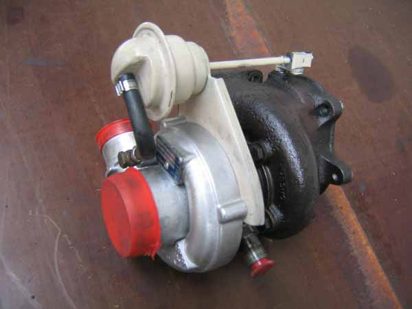 turbocharger Fiat Ducato 2,5 TD type 290