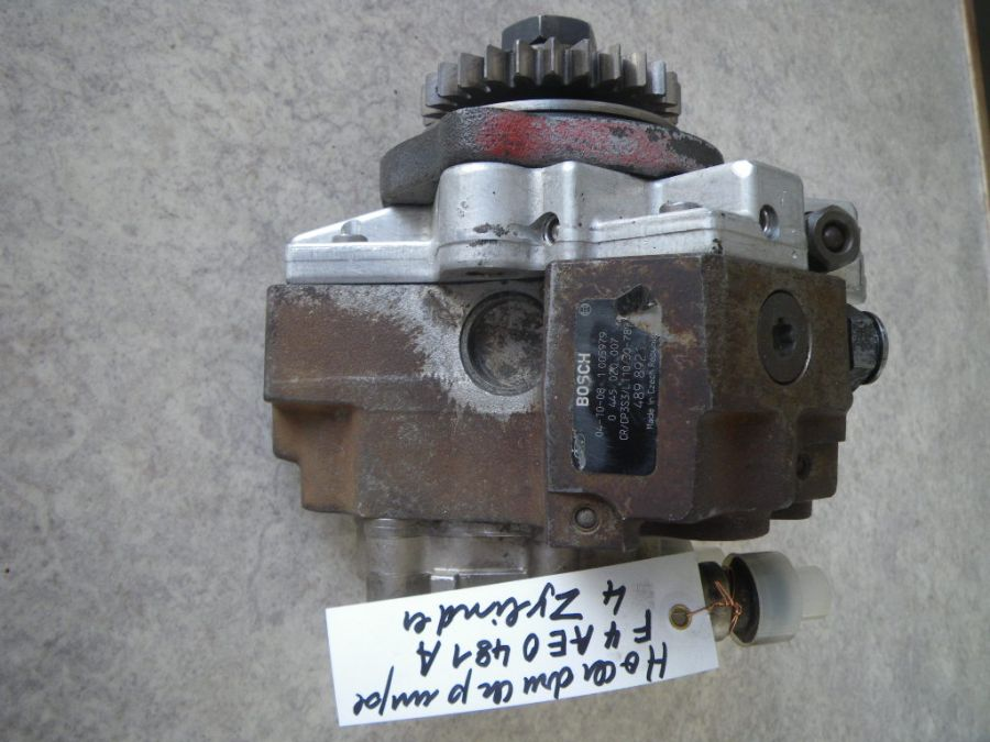 Common-Rail pump Tector F4AE0481A