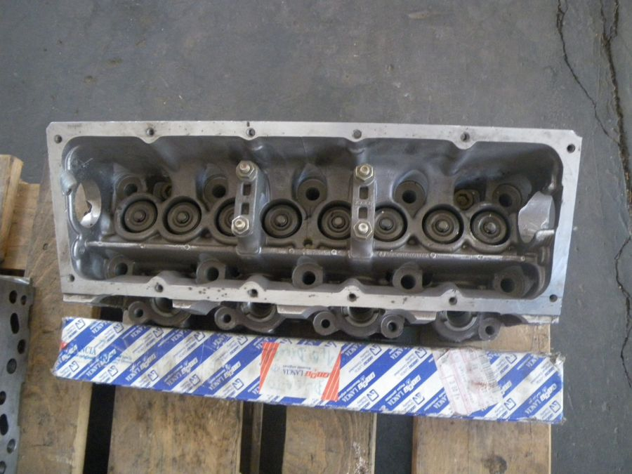 cylinder head Ducato 1,9D, new, with camshaft